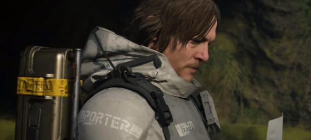 Death Stranding finalmente se deja ver con nuevo gameplay durante la E3 2018