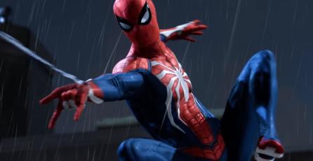 El nuevo trailer de <em>Spider-Man</em> para PS4 es sorprendente