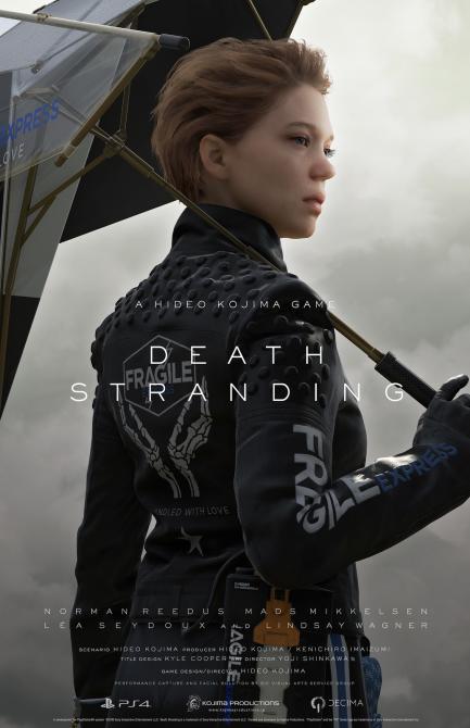 Checa las nuevas capturas de <em>Death Stranding</em>