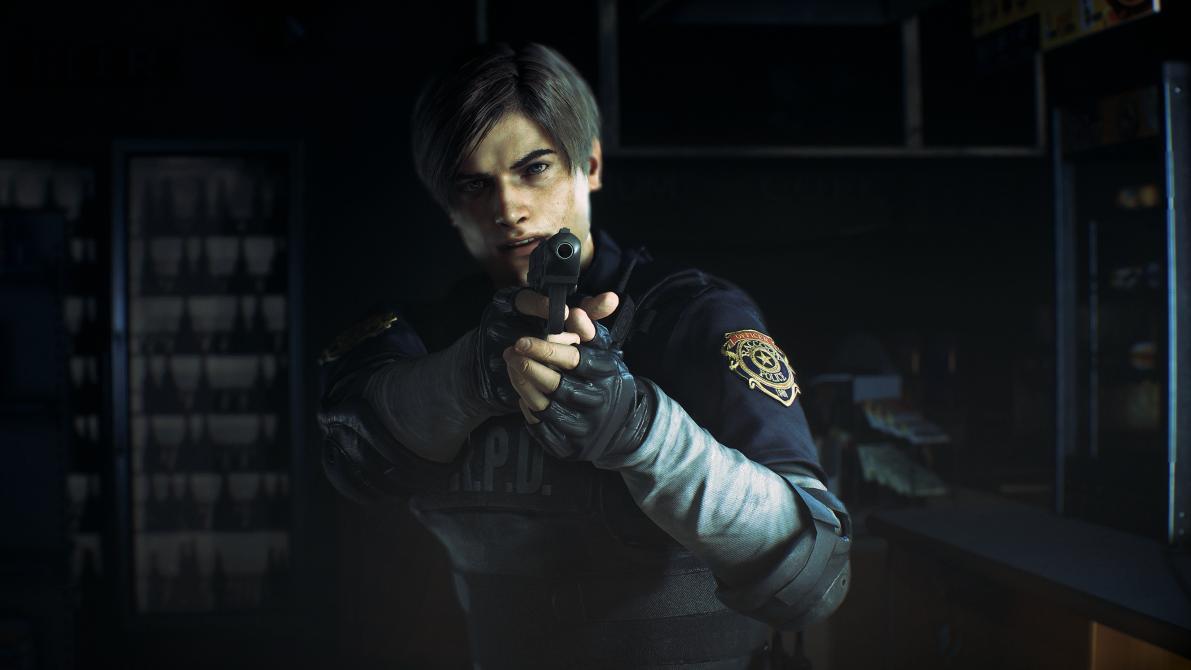 Aquí están las nuevas imágenes del remake de <em>Resident Evil 2</em>