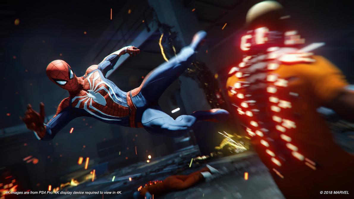 Mira a los villanos de <em>Marvel's Spider-Man</em> en las siguientes imágenes