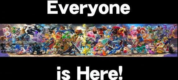 Todos los peleadores que encontraras en Super Smash Bros. Ultimate