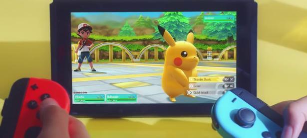 Pokémon Let's Go: Gameplay, Legendarios, Online y más, en nuevos detalles del juego
