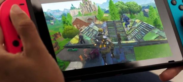 ¡<em>Fortnite</em> debuta hoy en Nintendo Switch!