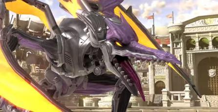 Ridley de <em>Metroid </em>estará en <em>Super Smash Bros. Ultimate</em>