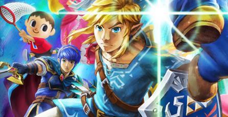 Checa la increíble portada de <em>Super Smash Bros. Ultimate</em>