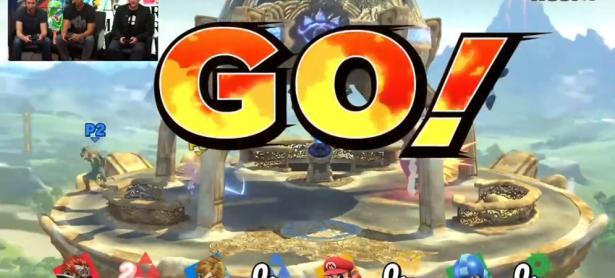 Así se verá Smash Bros. Ultimate en Nintendo Switch