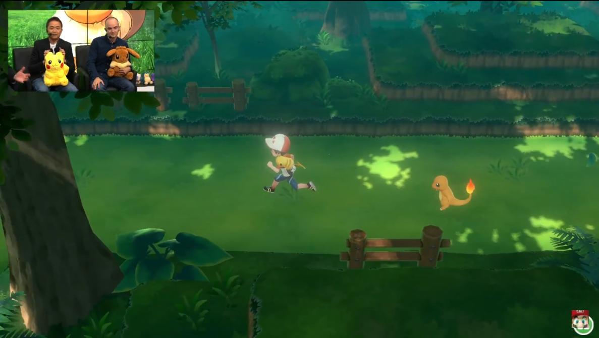 Checa nuevas imágenes de <em>Pokémon Let's Go Pikachu! &amp; Let's Go Eevee!</em>