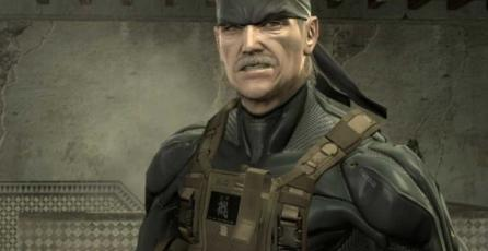PS3 ya es retro: hoy <em>Metal Gear Solid 4</em> cumple 10 años