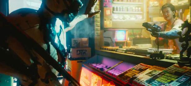 <em>Cyberpunk 2077</em> mezcla elementos de RPG con los de un FPS