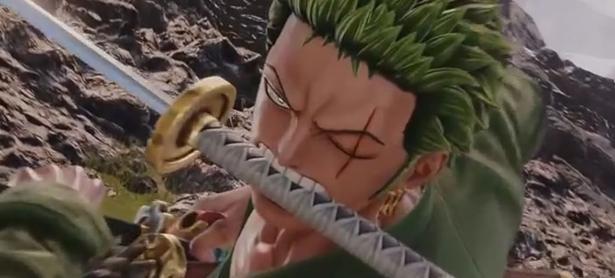 Mira el combate entre Zoro y Sasuke en <em>Jump Force</em>