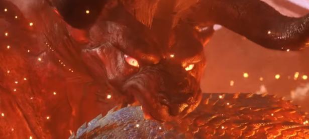 Pronto podrás cazar al Behemoth de <em>Final Fantasy</em> en <em>Monster Hunter World</em>