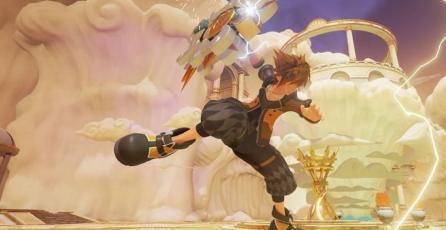 Nomura contempla DLC para <em>Kingdom Hearts III</em>