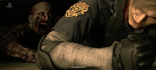 Así luce la nueva jugabilidad de Resident Evil 2 Remake