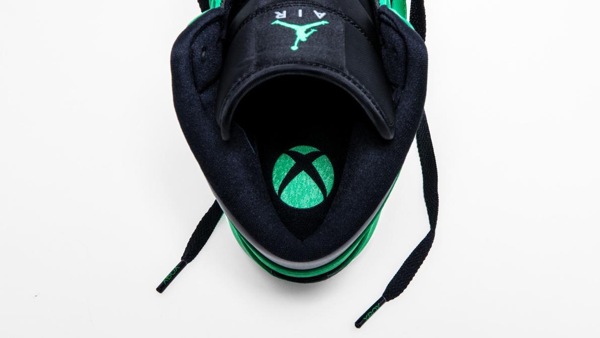 Checa los Air Jordan I edición especial de Xbox