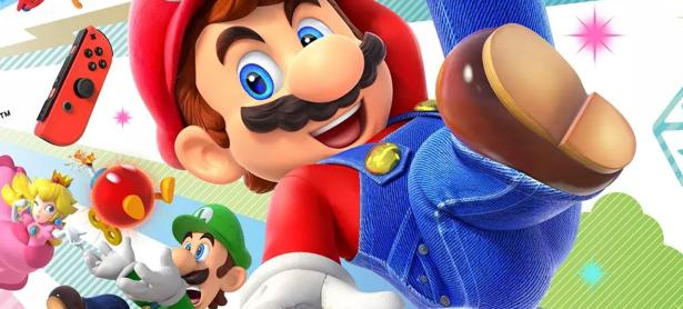 Estos son algunos de los divertidos minijuegos de <em>Super Mario Party</em>