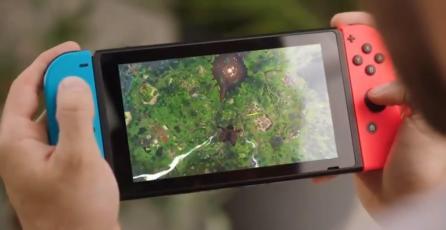 Sony rectifica que no habrá crossplay con Switch en Fortnite