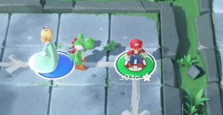 Mariothon será la modalidad online de <em>Super Mario Party</em>