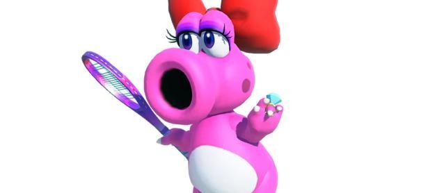 Confirman a otros 3 personajes extras para <em>Mario Tennis Aces</em>