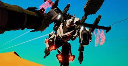 Disfruta 30 minutos de gameplay de <em>Daemon X Machina</em>