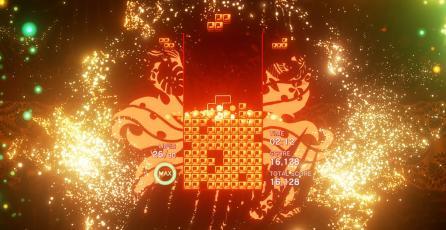 <em>Tetris Effect</em> lleva aproximadamente 6 años en desarrollo