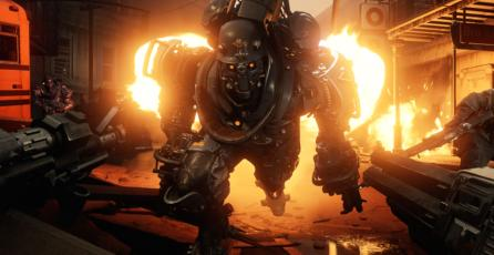 Ya puedes precargar <em>Wolfenstein II: The New Colossus</em> en Switch