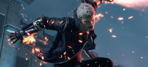 <em>Devil May Cry 5</em> debutará antes de abril de 2019