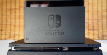 Las acciones de Sony caen un 2% tras negarse al crossplay con Switch