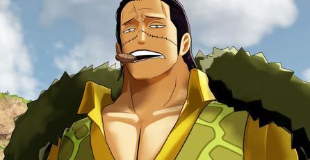Ve a Crocodile en las nuevas capturas de <em>One Piece: World Seeker</em>