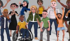 Este día llegan los nuevos avatares de Xbox One