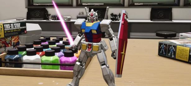 <em>New Gundam Breaker</em> tendrá contenido postlanzamiento gratuito
