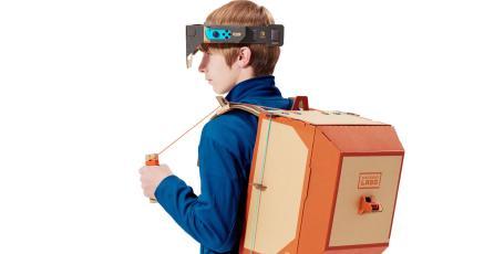 Nintendo: Labo aún tiene mucho potencial por explotar
