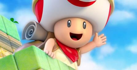 Llega demo de <em>Captain Toad: Treasure Tracker</em> a Europa y Japón