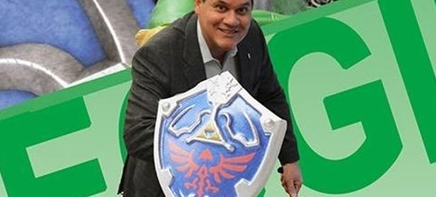 Reggie Fils-Aimé: <em>The Legend of Zelda</em> vende más en Canadá que en otros mercados