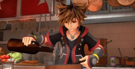 Hay problemas con el doblaje japonés de <em>Kingdom Hearts III</em>