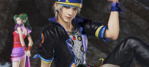 Locke Cole llega al roster de <em>Dissidia Final Fantasy NT</em>