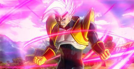 Así lucirá el poderoso Super Baby Vegeta en <em>Dragon Ball Xenoverse 2</em>