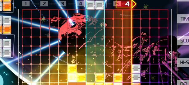 <em>Lumines Remastered</em> debutará en PS4 con contenido digital extra