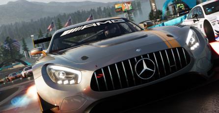 Podrás conducir un Mercedes-Benz en <em>The Crew 2</em>