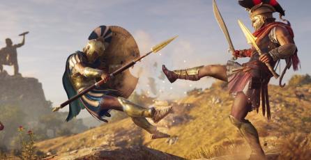 Confirman portada reversible para <em>Assassin's Creed: Odyssey</em>