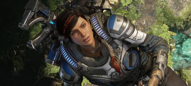 <em>Gears 5</em> podría correr en 4K y 60 fps en Xbox One X