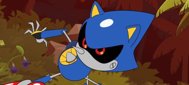 Metal Sonic es el villano del nuevo episodio de <em>Sonic Mania Adventures</em>