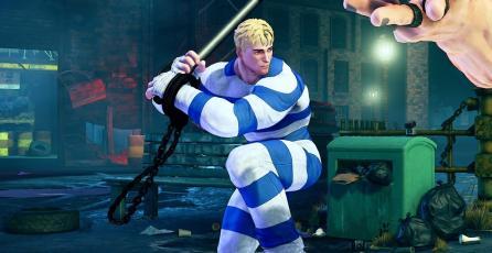 Podrás jugar gratis con Cody en <em>Street Fighter V</em> por tiempo limitado