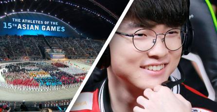 La selección coreana de League of Legends gana las clasificatorias de los Juegos Asiáticos