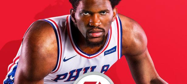 Joel Embiid estará en la portada de EA Sports <em>NBA Live 19</em>