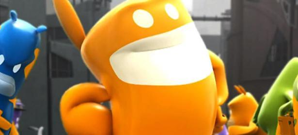 La colorida acción de <em>de Blob</em> llega a Nintendo Switch