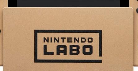 Concurso de Nintendo Labo ofrece un Switch con diseño especial como premio