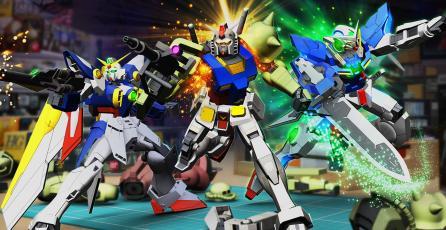 Bandai Namco prepara nuevas misiones para <em>New Gundam Breaker</em>