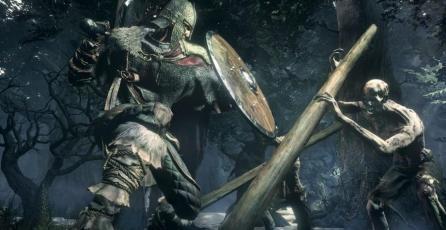 """Dark Souls 3 tenía un modo multijugador oculto llamado """"Battle Royale"""""""
