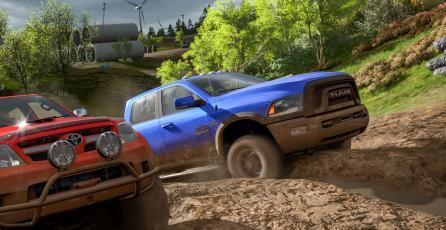 Obtendrás recompensas para <em>Forza Horizon 4</em> si lo transmites en Mixer
